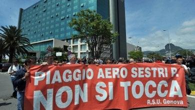 """Piaggio, la Cgil: """"Decisioni subito  o sarà omicidio industriale"""""""