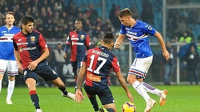 Sampdoria: Atletico Madrid all'assalto  di Andersen