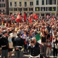 Bancarelle e neofascisti, il 25 aprile è un percorso a ostacoli