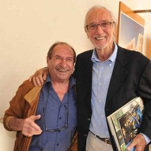 """Genova, è  morto uno dei """"quattro amici al bar"""" della canzone di Gino Paoli"""
