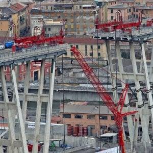 Cantiere ponte Morandi, bloccata dall'antimafia una delle imprese