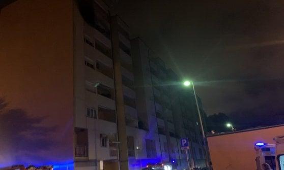 Voltri, disabile muore nel rogo del suo appartamento