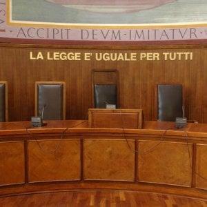 Condanna definitiva per l'ex presidente del Tribunale di Imperia