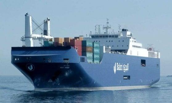 Cargo con armi domani a Genova, pronta la protesta: aderisce anche la Cgil