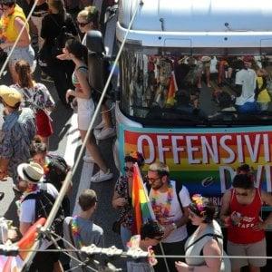 Municipio Ponente rischia il commissariamento perché patrocina il Liguria Pride