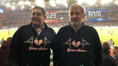 """Genoa; il sindaco Bucci: """"A Genova spero restino 2 squadre in A"""""""