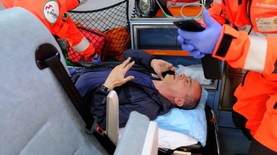 """Origone, il giornalista picchiato: """"Non smettevano più, ho creduto di morire"""""""