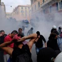 """Scontri a Genova e botte al cronista, il Procuratore: """"Non ci saranno sconti per nessuno,..."""
