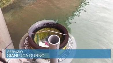 Al Porto Antico l'aspirapolvere per i rifiuti in mare  Video    di GIANLUCA DURNO