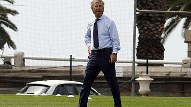Genoa; Preziosi incontra la squadra