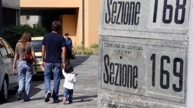 Genova, alle urne in 500mila