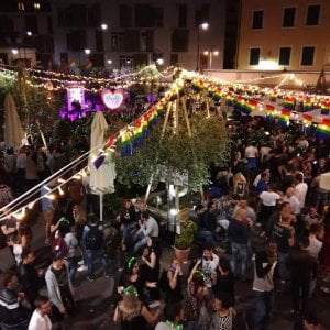 Liguria Pride, in 500 alla Silent Disco