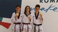 Taekwondo, Liguria  in fiore nella Coppa Italia