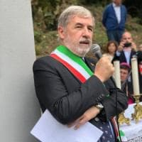 Bucci celebra il partigiano Bisagno: