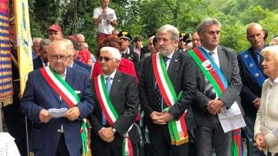 """Bucci celebra il partigiano Bisagno: """"La nostra libertà deve finire solo dove comincia quella degli altri"""""""