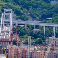 Tra il 24 e il 30 giugno arriverà il primo pezzo del nuovo ponte