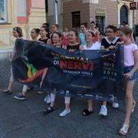 De Ferrari, flash mob aspettando il Festival del Balletto a Nervi