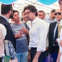 """Toninelli in Valpolcevera: """"Abbiamo sbagliato a non dare subito gli indennizzi alla zona arancione"""""""