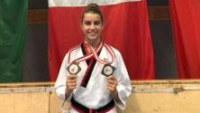 Taekwondo,  Magdalenza Greco bronzo anche in Austria