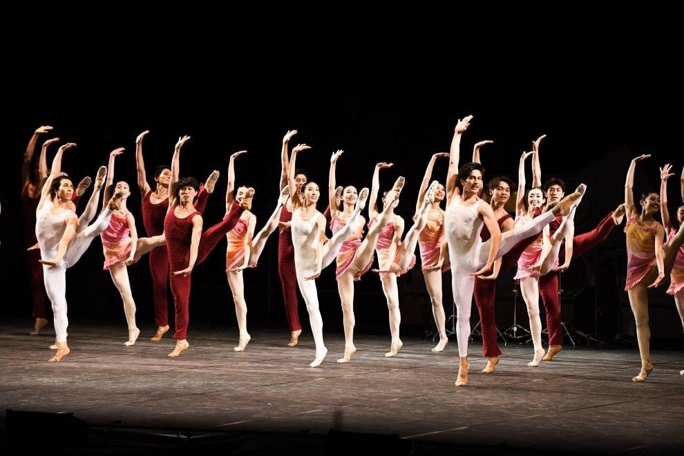 The Tokyo Ballet, la magia della danza nei parchi di Nervi