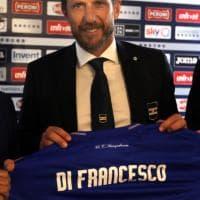 "Samp, Di Francesco: ""Servono gioco e partite aggressive"""