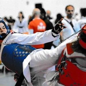 Taekwondo, week-end ricco di successi per le liguri