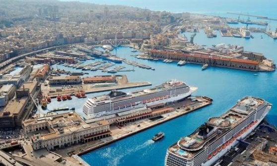 Porti: container, giugno da record per Genova e Savona