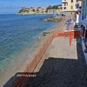 Genova, i bagni sequestrati dal pm potrebbero tornare  ad essere una spiaggia libera