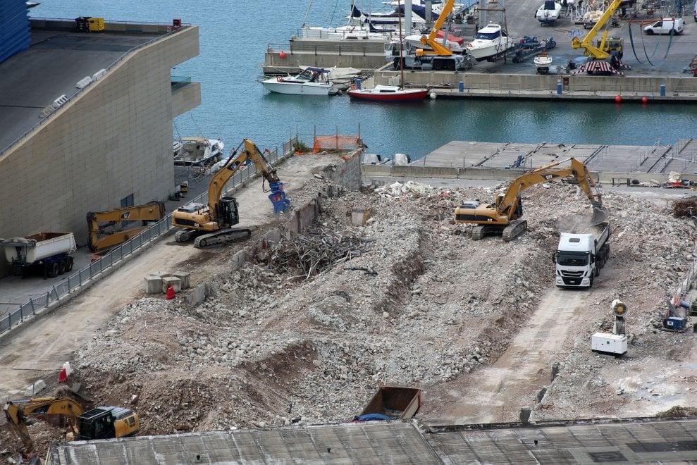 Genova, ecco i progetti per il nuovo Palasport