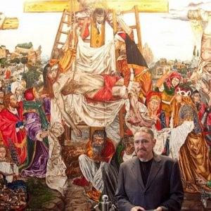 L'ultimo dei Fiamminghi, Colombani a Fosdinovo