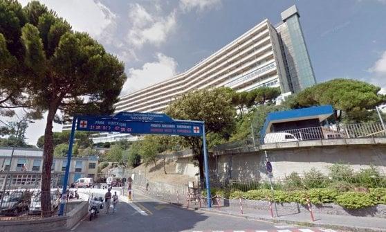 San Martino, lavori in corso per la macchina della radioterapia
