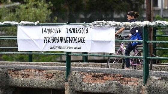 Commemorazione vittime del Morandi, Benetton manda i suoi manager