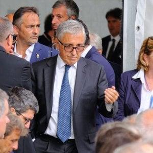 """Beppe Grillo: """"Presenza manager Autostrade a cerimonia del Morandi è come nazisti a sant'Anna di Stazzema"""""""