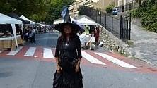 A Triora la festa delle streghe  di ALESSANDRA CARBONINI