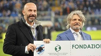 Cessione Sampdoria, firmata lettera d'intenti tra Ferrero e gruppo Vialli