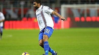 Sampdoria; è fatta per attaccante Defrel dalla Roma
