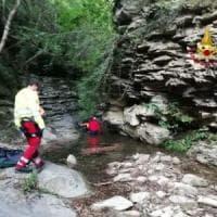 Trovato un cadavere ai laghetti di Nervi