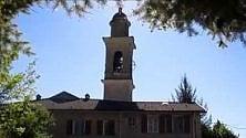 Sorpresa in chiesa c'è l'inno del Genoa