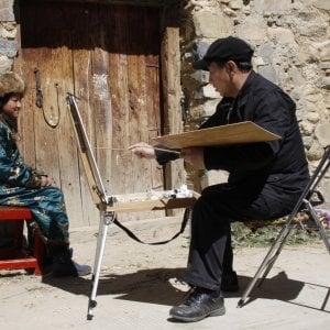 L'arte dal Tibet, un viaggio sul tetto del mondo