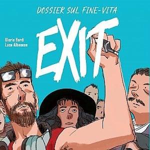 Exit, il fine vita in un fumetto