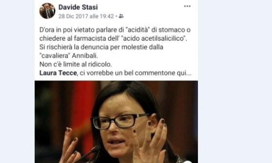 Il Comune di Genova finanzia lo show dello scrittore che scherza sulle donne sfregiate con l'acido