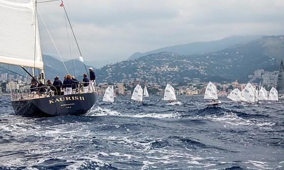 Gli ospedali Galliera e Gaslini si sfidano alla  regata Millevele