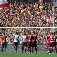 Il Genoa perde 2 a 1 con l'Atalanta, le foto della partita