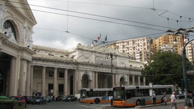 Controllate 460 persone alla stazione Principe di Genova