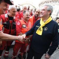 Protezione Civile, la Liguria sperimenta il nuovo sistema di allerta