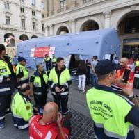Protezione Civile, parte da Genova la campagna 'Io non rischio'