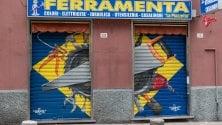 Valpolcevera, sulle saracinesche dilagano  i graffiti tra arte e commercio    di ROBERTO ORLANDO