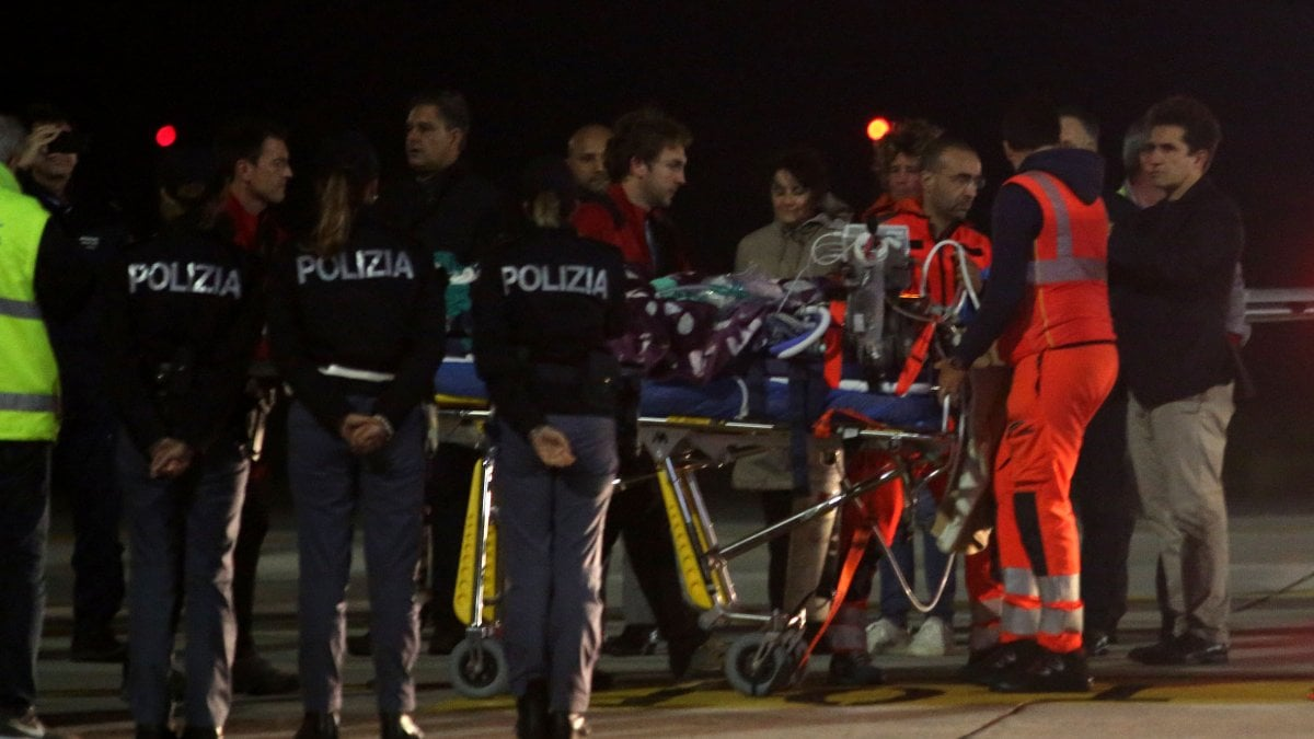 Tafida arrivata a Genova, la bimba accolta al Gaslini: chiesta la cittadinanza italiana per motivi umanitari