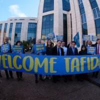 Tafida al Gaslini di Genova, appello per la cittadinanza italiana