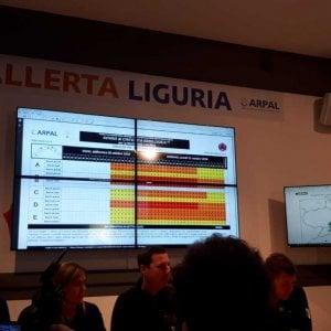 Allerta rossa, a Genova e Savona scuole e Università chiuse